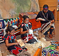 Grand Canyon Archaeology Day 2013 Carding Wool 3668 - Flickr - Grand Canyon NPS.jpg