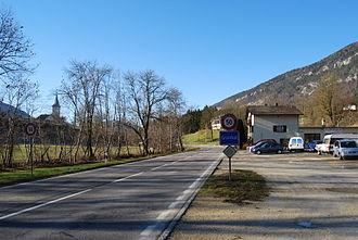 Grandval, Switzerland - Grandval