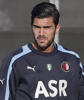 2013–14 Feyenoord season - Graziano Pellè was Feyenoord's top goalscorer this season; including four league goals and one cup goal in September.