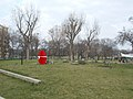 Great Easter red egg, Teleki Park, 2016 Józsefváros.jpg