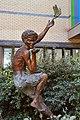 Great Ormond Street Hospital, Peter Pan statue.jpg