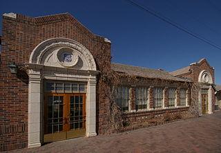 Greeley station