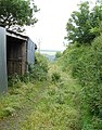 Green lane off Golberdon Road - geograph.org.uk - 194148.jpg