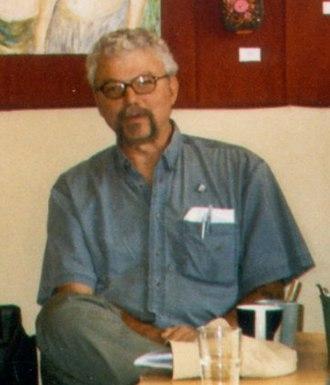 Greg Stafford - Greg Stafford in Helsinki, Finland on July 21, 2005