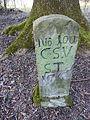 Grenzstein Bachbett Korntaler Weg CSV Nr 100.JPG