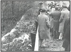 Murder of the Grimes sisters - The site where the bodies of the Grimes sisters were found.