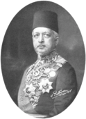 Said Halim Pasha, Grand Vizier June 1913 -February 1917