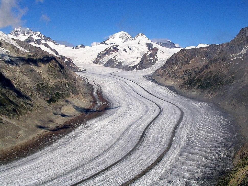 Grosser Aletschgletscher 3178