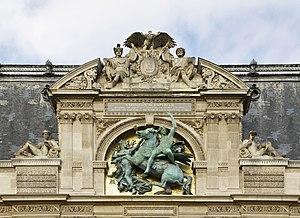 Groupe Dédicace Guichets du Louvre Napoléon III.jpg