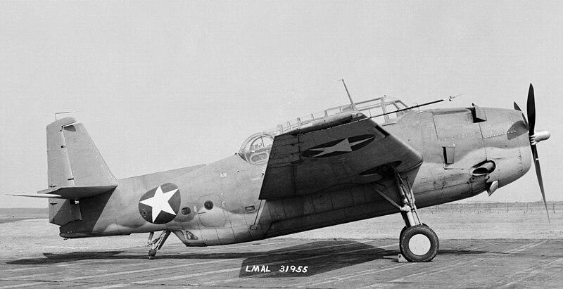 File:Grumman XTBF-1 at NACA Langley 1942.jpeg
