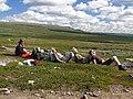 Gruppenreise Kungsleden 2007.jpg