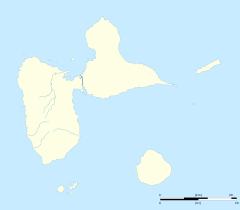 Pointe-à-Pitre is located in Guadalupe