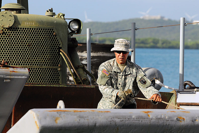 File:Guardsmen begin work at Mosquito Bay, Vieques 140120-A-SM948-631.jpg