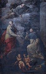 la Vocation de saint Dominique