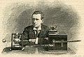 Guglielmo Marconi di Bologna, inventore del telegrafo senza fili.jpg