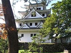Gujo hachiman castle P8117454