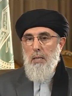 Gulbuddin Hekmatyar Afghan politician and mujahid (born 1949)