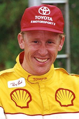 Gunde Svan - Image: Gunde Svan Rallycross 1994