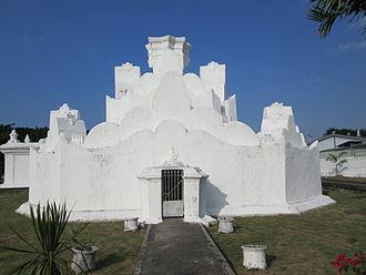 Gunongan Historical Park - Gunongan