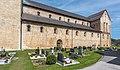 Gurk Domplatz 1 Dom Südwand Portal und Fenster 22042019 6660.jpg