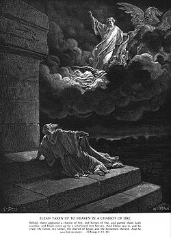 Gustave Doré - 2 Kings 2 - 11