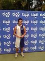 Gustavo León, jugador con mayor presencia en la Selección de la Sagrada Familia (Balonmano).jpg