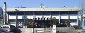 Gwangju - Gwangju Sangmu Gymnasium