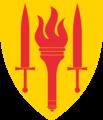 Hærens Befalsskole Heraldikk.png