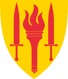 Befalsskolen hæren
