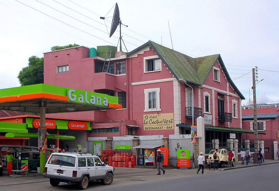 Hôtel Le Cactus Vert