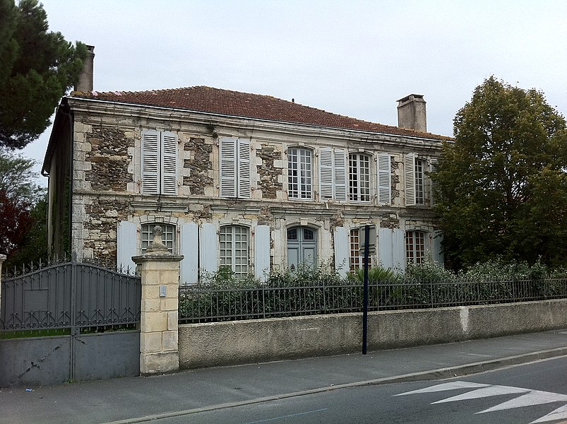 L'Hôtel de Baleste, La Teste-de-Buch, Gironde, France.