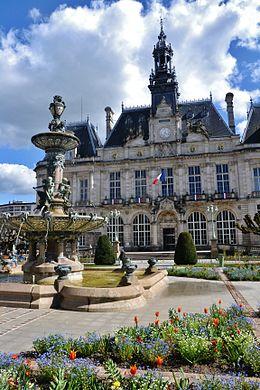 Hotel Limoges Centre Ville
