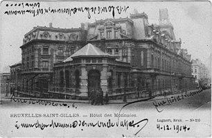 Rue de l'Hôtel des Monnaies