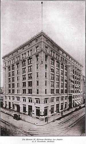 Alfred Rosenheim - Hellman Building