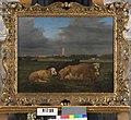 H. ten Oever - Landschap met koeien bij Zwolle - R1799 - Cultural Heritage Agency of the Netherlands Art Collection.jpg
