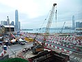 HKCEC view Wan Chai District construction December 2018 SSG 01.jpg