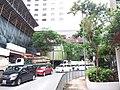HK 中環 Central 天橋 footbridge n 琳寶徑休憩公園 Lambeth Walk Rest Garden August 2019 SSG 10.jpg