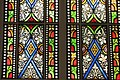 HK 薄扶林 PFL 伯大尼修道院 Béthanie Neo-gothic Chapel 新哥德式教堂 church window interior colorful March 2017 IX1 001 (2).jpg