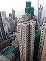 HK ML 半山區 Mid-levels 漢寧頓道 Honiton Road 80 Bonham Road FV 禮賢閣 29 B2 Rhine Court view nearby January 2016 DSC 26.jpg