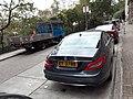 HK SYP 西營盤 Sai Ying Pun 高街 High Street sidewalk carpark automobile April 2020 SS2 17.jpg