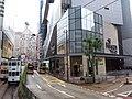 HK tram view CWB 銅鑼灣 Causeway Bay 軒尼斯道 Hennessy Road Hysan Place May 2019 SSG 12.jpg