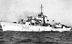 HMCS Port Arthur - Image: HMCS Port Arthur