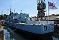 HMS Cavalier at Chatham 04.jpg