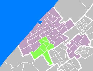 Escamp - Image: Haagse stadsdeel escamp