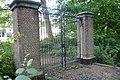 Haarlem-Oosterhoutlaan - oude hek Spaar en Hout.jpg