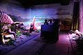 Hacking Space Participants Visit Dark Ride - Science Exploration Hall - Science City - Kolkata 2016-03-29 2901.JPG