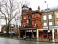 Haggerston, 'Ye Olde Axe', 69 Hackney Road - geograph.org.uk - 1690283.jpg
