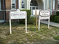 Haines City Central Grammar School signs01.jpg