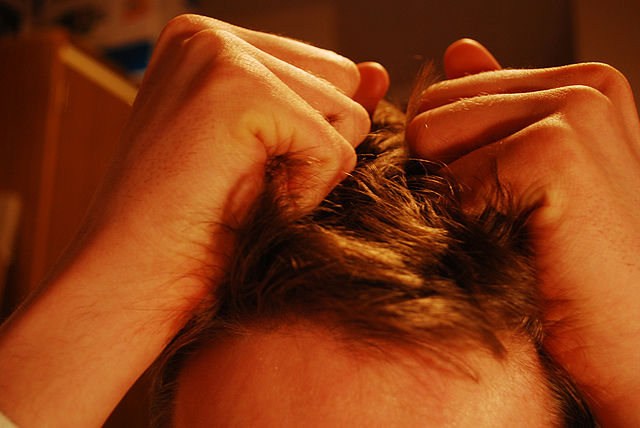http://upload.wikimedia.org/wikipedia/commons/thumb/1/12/Hair_pulling_stress.jpg/640px-Hair_pulling_stress.jpg