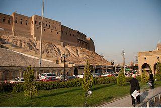 Hawija Place in Kirkuk Governorate, Iraq